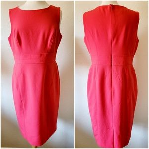 Black Label Sheath Dress Size 12